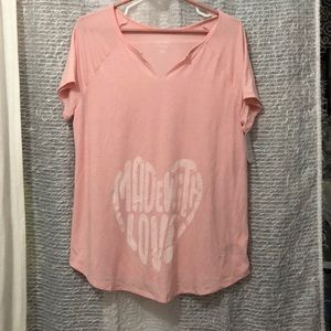 🎃New Isabel Maternity Tshirt color pink XL